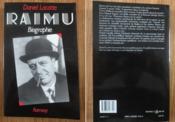 Raimu biographie - Couverture - Format classique
