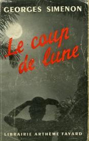 Le Coup De Lune. - Couverture - Format classique