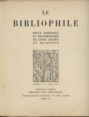 Le Bibliophile Numero 2 : Une Relieure Francaise Du Xvii Siecle Bibliotheque Bodleienne.... - Couverture - Format classique