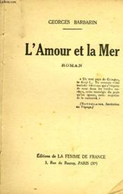 L'Amour Et La Mer - Couverture - Format classique