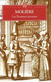 Les femmes savantes - Intérieur - Format classique