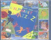 Les comptines de l'alphabet chantees en jazz (cd) - Intérieur - Format classique