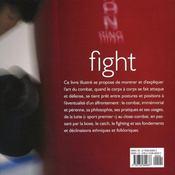 Fight - 4ème de couverture - Format classique