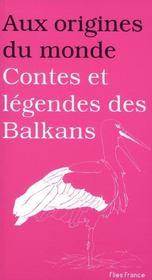 Contes et légendes des Balkans - Intérieur - Format classique