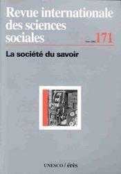 La Societe Du Savoir - Intérieur - Format classique