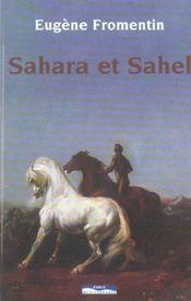 Sahara et sahel - Intérieur - Format classique