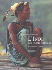 L'Inde Des Tribus Oubliees - Intérieur - Format classique