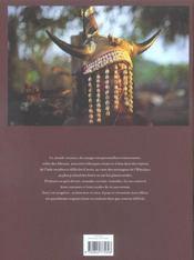 L'Inde Des Tribus Oubliees - 4ème de couverture - Format classique