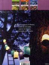 Petits dîners d'été ; le temps des saveurs - 4ème de couverture - Format classique