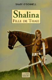 Shalina, fille de thaie - Couverture - Format classique