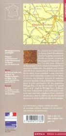 Le chateau de chateauneuf-en-auxois - 4ème de couverture - Format classique