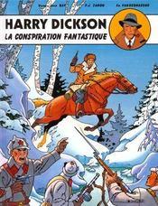 Harry Dickson T.6 ; La Conspiration Fantastique - Intérieur - Format classique