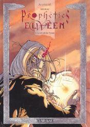 Les prophéties Elween T.2 ; le réveil du tyran - Intérieur - Format classique