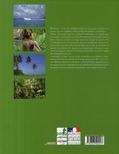 Mentawai, l'île des hommes fleurs - 4ème de couverture - Format classique