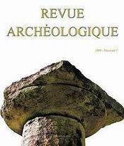 Revue Archeologique N.2008/2 - Couverture - Format classique