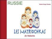 Les matriochkas de Natacha - Couverture - Format classique