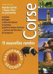 Corse - Couverture - Format classique