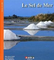 Le sel de la mer - Couverture - Format classique