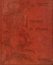Femmes de France - Couverture - Format classique