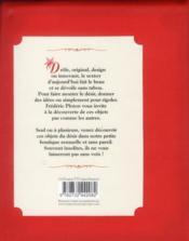 Les objets du désir pour adultes consentants - 4ème de couverture - Format classique