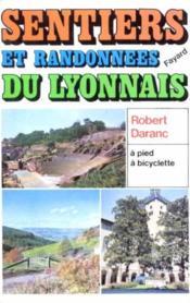 Sentiers et randonnees du lyonnais - Couverture - Format classique