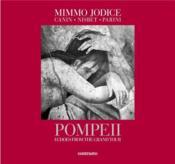 Pompeii, echoes from the grand tour - Couverture - Format classique