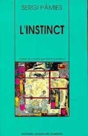 L'instinct - Couverture - Format classique