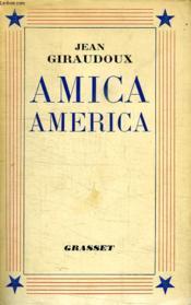 Amica America. - Couverture - Format classique