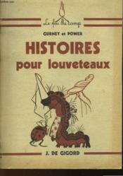 Histoires Pour Louveteaux - Couverture - Format classique