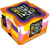 Le jeu what the fuck ? - Couverture - Format classique