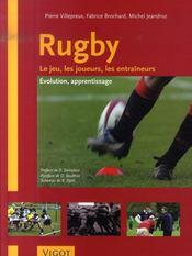 Rugby - Intérieur - Format classique