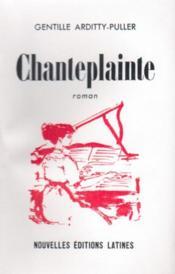 Chanteplaine - Couverture - Format classique