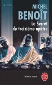 Le secret du treizième apôtre - Couverture - Format classique