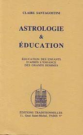 Astrologie & Education - Couverture - Format classique