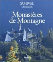 Monasteres De Montagne - Couverture - Format classique