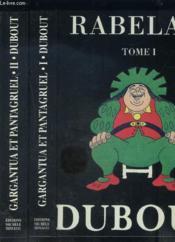 Rabelais Tome 1 Et 2 - Couverture - Format classique