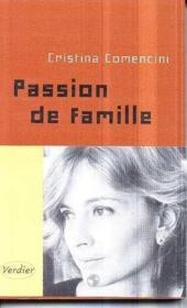 Passion de famille - Couverture - Format classique