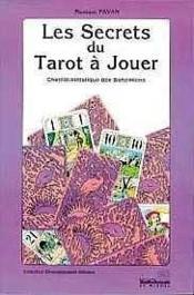 Secrets Du Tarot A Jouer - Couverture - Format classique