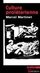 Culture proletarienne - Couverture - Format classique