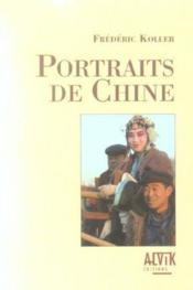 Portraits De Chine - Couverture - Format classique