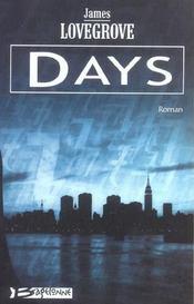 Days - Intérieur - Format classique