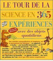 Le Tour De La Science En 365 Experiences, Avec Des Objets Quotidiens - Intérieur - Format classique