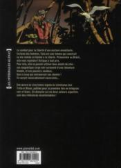 Fulu t.1 à t.5 - 4ème de couverture - Format classique