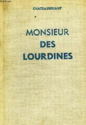 Monsieur De Lourdines - Couverture - Format classique