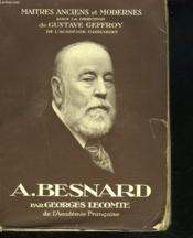 Albert Besnard - Couverture - Format classique