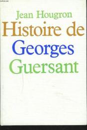 Histoire De Georges Guersant - Couverture - Format classique