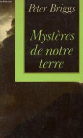 Mysteres De Notre Terre - Couverture - Format classique