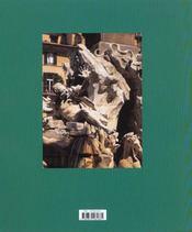 Bernin sculpteur et architecte - 4ème de couverture - Format classique