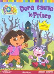 Dora sauve le prince - Intérieur - Format classique