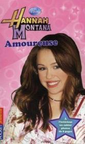 Hannah Montana t.6 ; amoureuse - Couverture - Format classique